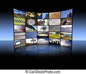 Tv-Panel