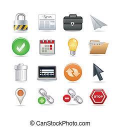 Universale Web-Icons.
