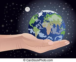 Unsere kostbare Erde