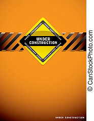Unter Bau-Orange