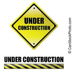 Unter dem Bau