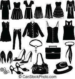 Unverzeihliche Frauenkleidung