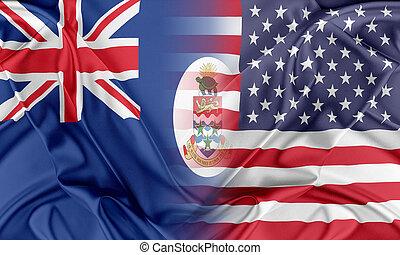 USA und die Kaimaninseln