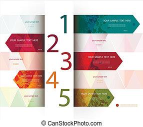 völlig, design, editable, template., vector.