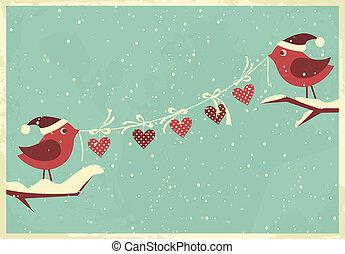 Valentins-Tag/Charmes-Gruß