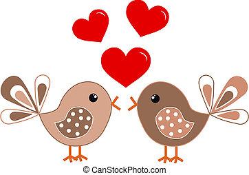 Valentinstag oder Geburtstag