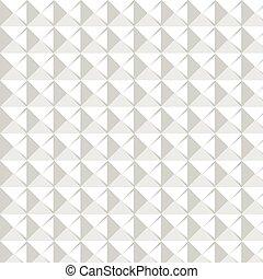Vector Abstract Geometriedreiecken leuchtend blaue Muster.
