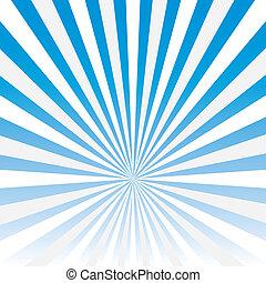 Vector, abstrakter Hintergrund des blauen Sterns.