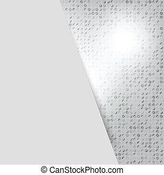 Vector abstrakter Hintergrund. Dreieckige Geometrie