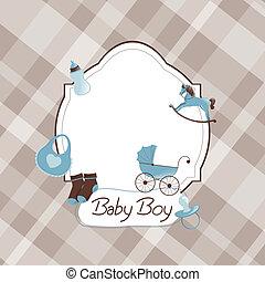 Vector Babyparty