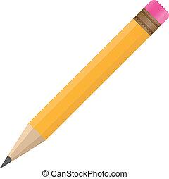 Vector Bleistift.
