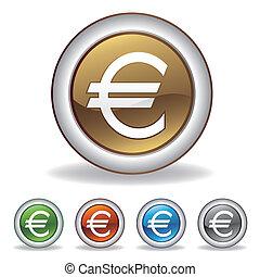 Vector Euro-Icon