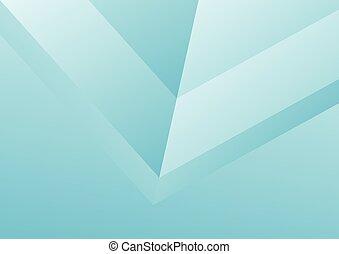 Vector geometrische blau abstrakte Hintergrund in eps 10 für Web- und Anwendungsdesigner.