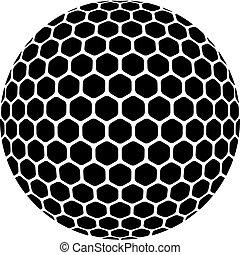 Vector Golfball