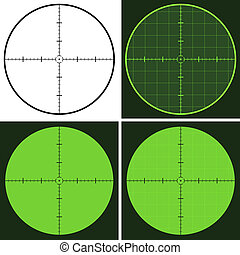 Vector Gun Crosshair Sicht