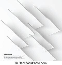 Vector Hintergrund abstrakt. Schattendesign