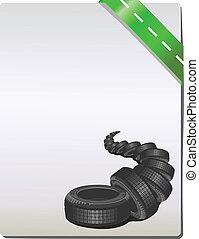 Vector Hintergrund von Autodesign