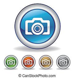 Vector Kamera Icon