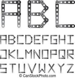 Vector Metal hat die Alphabet-Führung vermasselt