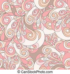 Vector nahtlos abstraktes Muster