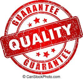 Vector Qualitätsstempel