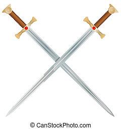 Vector-Schwerter