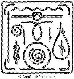 Vector-Seil-Elemente