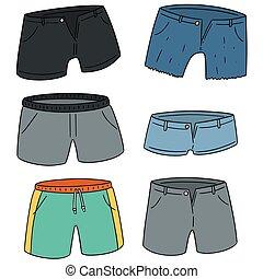 Vector-Shorts.