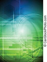 Vector, technischer Hintergrund