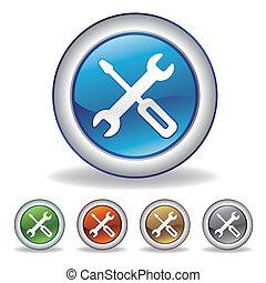 Vector Tool Icon