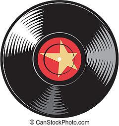 Vector Vinyl Disk (Aufzeichnung)