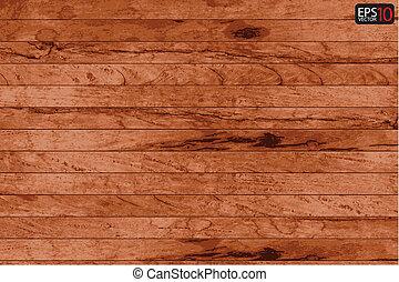 Vector Wood Plank Hintergrund
