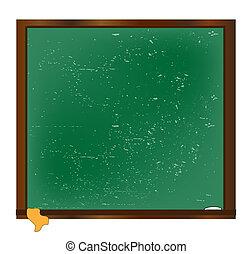 Vektor-Blackboard