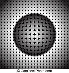 vektor, optisch, kunst