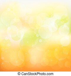 Vektor orange und gelber Hintergrund deaktivieren