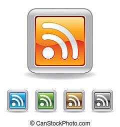 Vektor RSS Icon