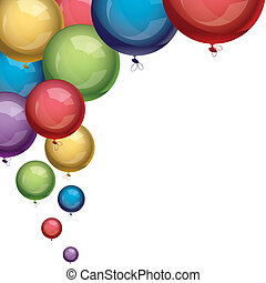 Vektorballons