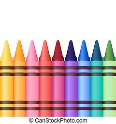 Vektorensammlung von Stiften