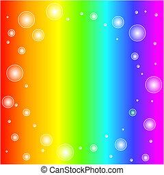 Vektorfarbener abstrakter Hintergrund
