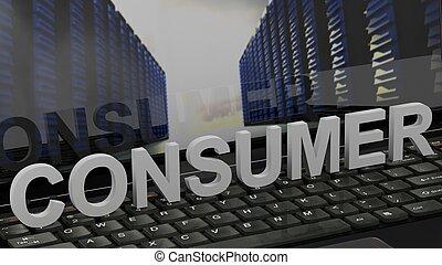 Verbraucher.
