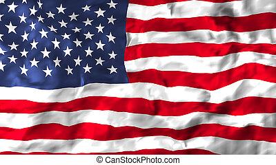 vereinigte staaten, amerika, fahne
