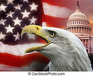 Vereinigte Staaten von Amerika - Washington DC.