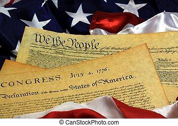 Verfassung der Vereinigten Staaten.