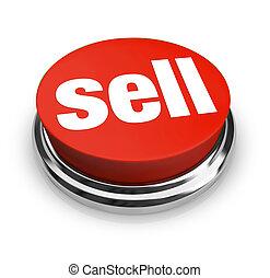 verkaufen, sein, ihm, güter, wort, geschaeftswelt, schaltfläche start, angebot, ihm, verkauf, wie, kunden, buechse, leicht, dienstleistungen, darstellen, oder, rotes