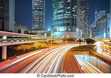 Verkehr in der Innenstadt