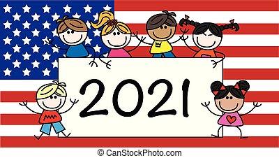 verrührt ethnisch, glücklich, 2021, kopfsprung, kinder