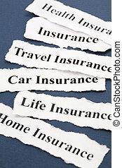 Versicherung