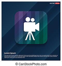 Videokamera Ikone.