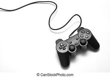 Videospiel-Controller.
