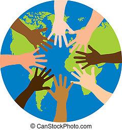 Vielfalt in der Welt